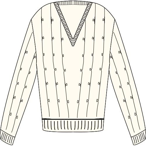 Rochford Sports Bespoke Cricket Sweaters.